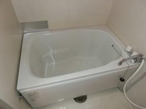 新品の風呂桶です。